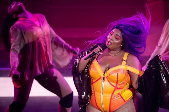 Lizzo will perform at the 2020 Bonnaroo Music and Arts Festival.