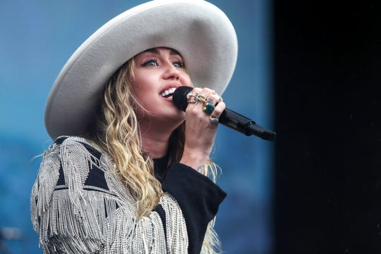 Miley Cyrus will perform at the 2020 Bonnaroo Music and Arts Festival.
