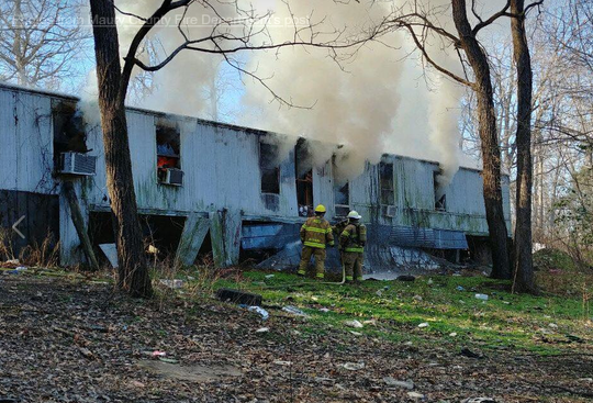 Jan. 6, 2020 house fire in Maury County