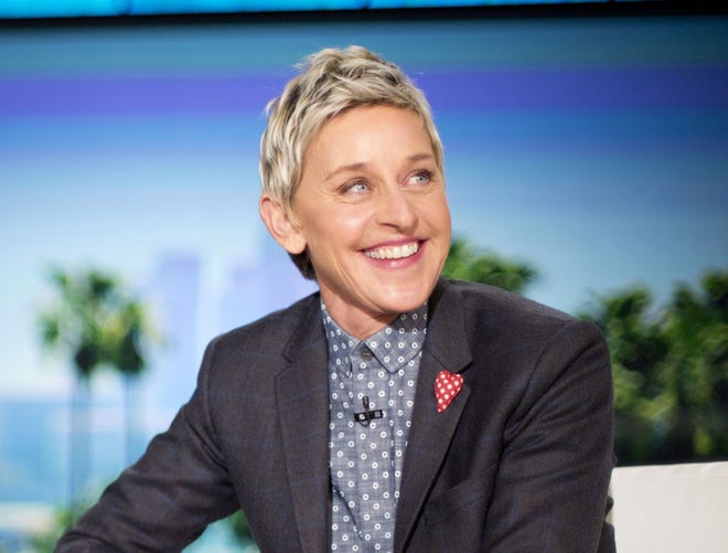 Ellen DeGeneres will visit South Florida on Feb. 3, 2020, at the new Hard Rock Live in Hollywood, Florida.