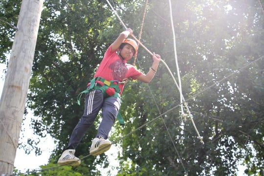 Camp Vacamas in Passaic County provides a variety of enrichment programs during sleepaway and day camp sessions held each summer.