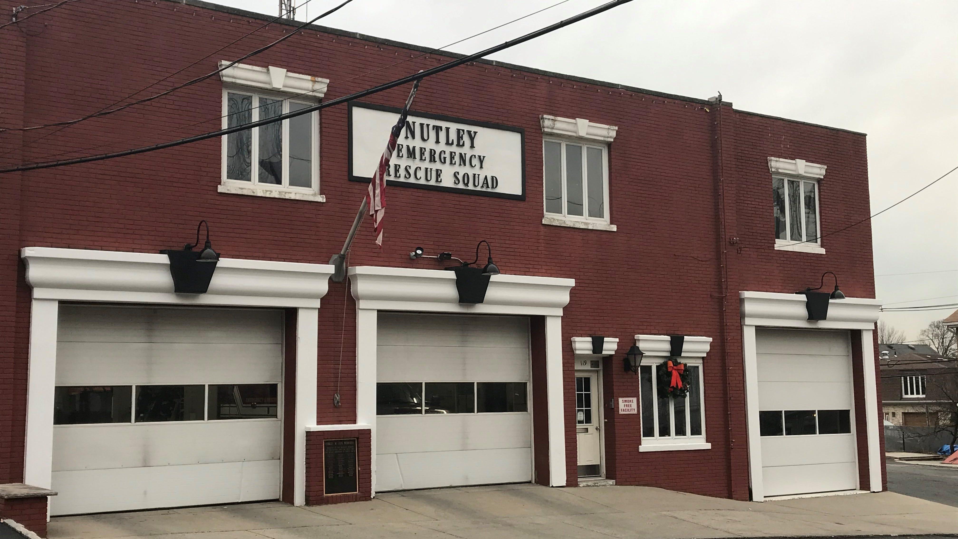 Nutley NJ ambulance squad disbanded following squad president arrest