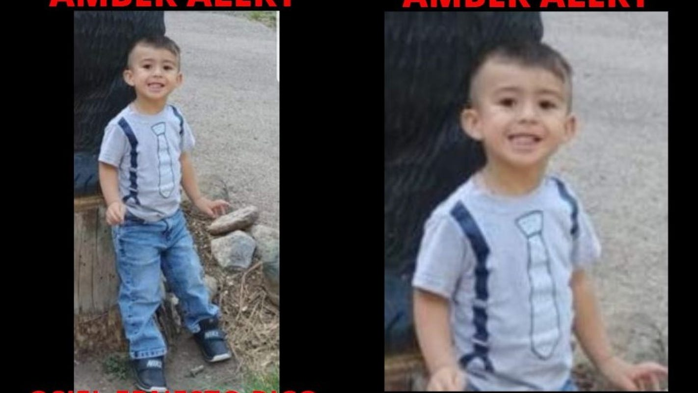 Roswell mother found dead, Amber Alert issued for missing 3-year-old boy