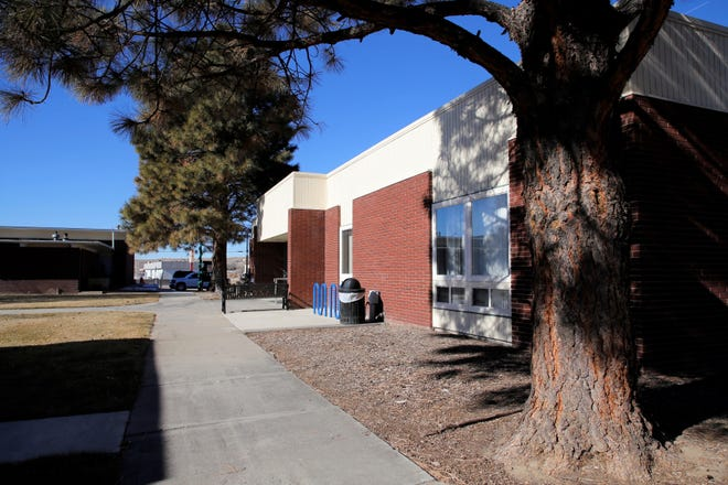 The Aztec City Hall is pictured, Tuesday, Jan. 7, 2020, in Aztec.