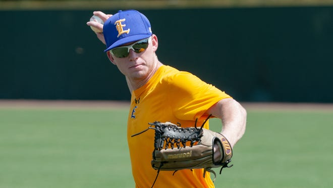 Gold Glove recipient River Town (.339 BA, 47 RBI, 9 HRs) returns for the LSUE Bengals this season.