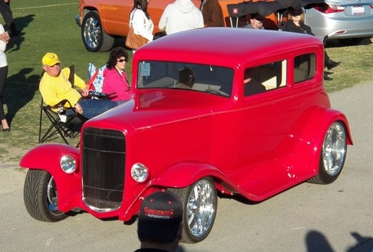 The Palm Springs Cruisin' Association is an all-volunteer nonprofit organization whose purpose is to promote camaraderie among car enthusiasts and to stage and promote charitable car events. The event takes place Saturday, Feb. 8.