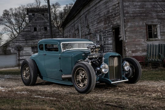 "Wayne Carini, best known for the television program ""Chasing Classic Cars,"" will auction off a 1930 Ford Model A Custom Coupe. The car was named to the 2017 Autorama Great 8, a yearly hot rod competition in Detroit."