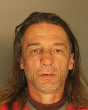 Eugene Scott Slaseman, arrested for fleeing or attempting to elude officer, DUI, resisting arrest, recklessly endangering another person, obstruction of administration of law, criminal mischief and numerous traffic summary violations.