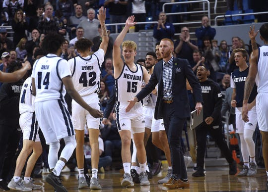 Nevada is coming off a conference win over Boise State on Saturday.