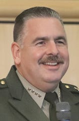 Shasta County Sheriff Eric Magrini