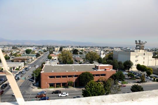 The city of Salinas, 2018.