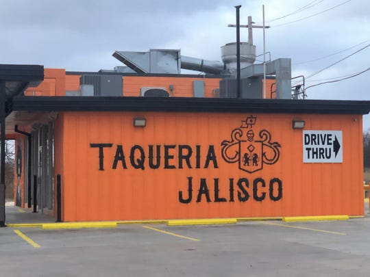 Taqueria Jalisco at 1313 N Bryant Blvd. in San Angelo.