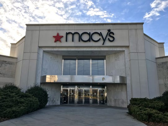 Macy's at The Centre at Salisbury will close its doors in 2020.