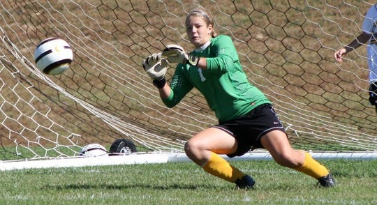 Ashley Limmers-Haflett played for the Augustana soccer team from 2011-2015. She was recently named an assistant at USF.