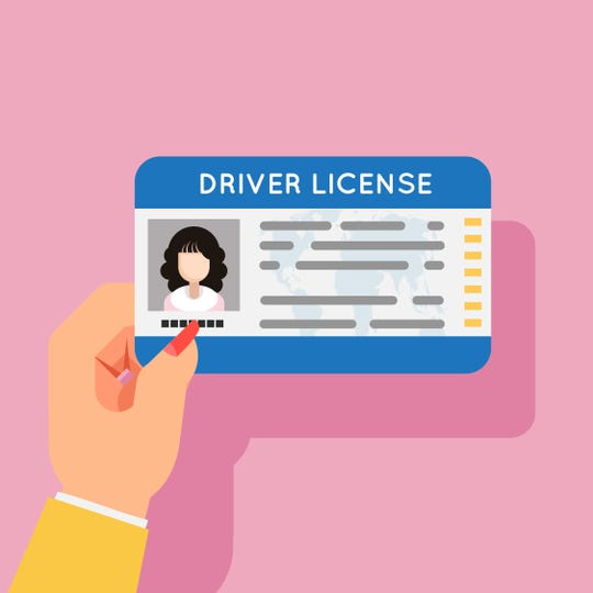 Camera problems were affecting transactions involving driver licenses and state identification cards at many Michigan branches of the Secretary of State Monday.