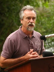 Loring Bullard, former executive director of Watershed Committee of the Ozarks, hopes to revive the local chapter of the Ozark Society..