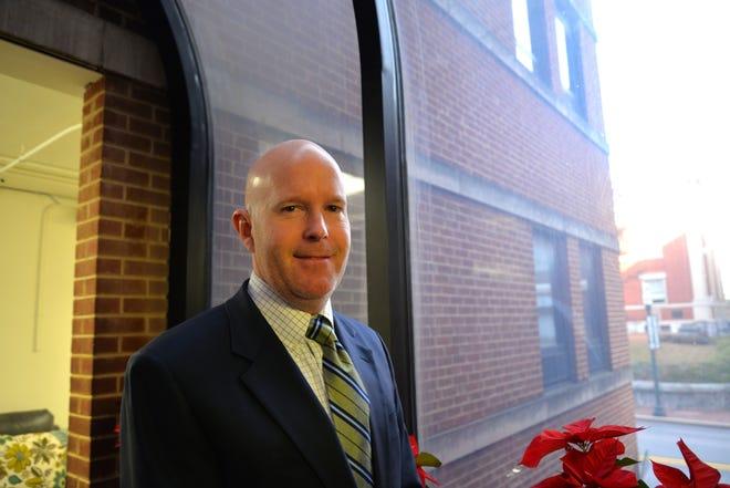 Augusta County Commonwealth's Attorney Tim Martin.