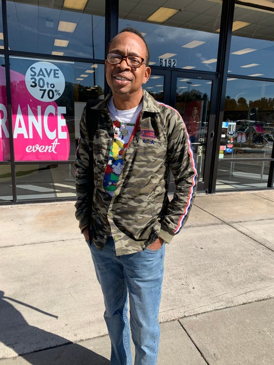 """Daryl Maxwell, 61, of Vero Beach learned January 7, 2020, as he was leaving the Indian River Mall that Macy's will be closing its doors there this spring. Maxwell was wearing a jacket he purchased at the store. """"It's a $70 jacket they had on clearance for $7,"""" he said."""