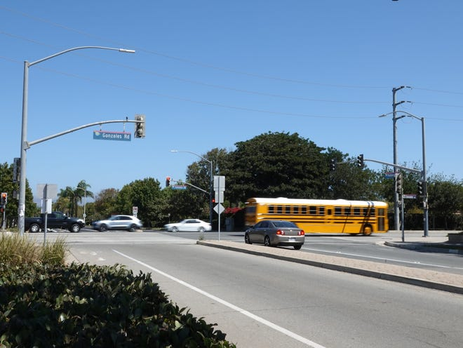 STAR FILE PHOTO Gonzales Road at Patterson Road.
