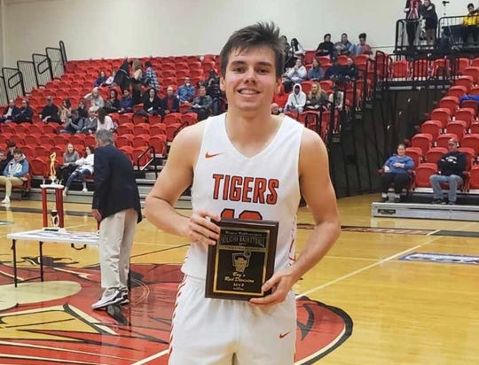 Mamaroneck's Nicky McDonald was named lohud's boys basketball Player of the Week for Dec. 23-Jan. 5.