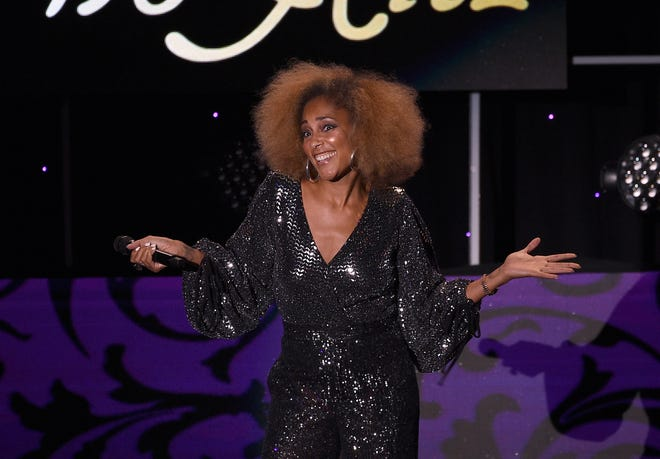"""Comedian and """"Insecure"""" star Amanda Seales is the newest co-host on daytime talk show """"The Real."""""""