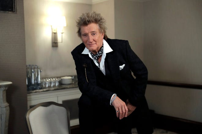 A Florida judge has canceled the trial for rock icon Rod Stewart and his adult son and scheduled a hearing next month to discuss a plea deal to resolve charges stemming from a New Year's Eve altercation with a hotel security guard nearly two years ago.