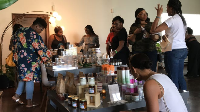 BLK+GRN champions all-natural products, selling skin care and hair care.