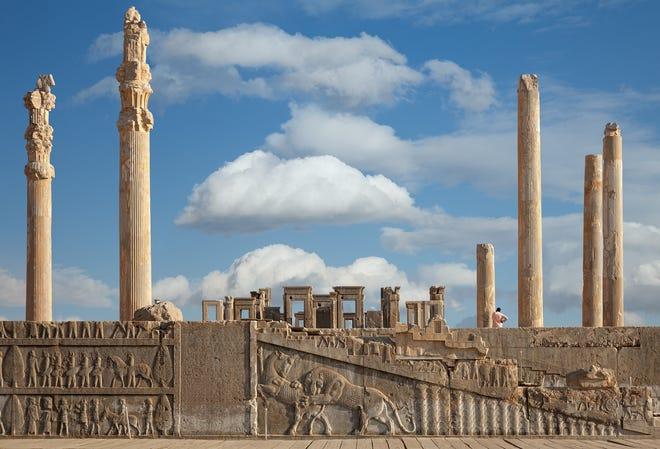 آثار تاريخية في ايران