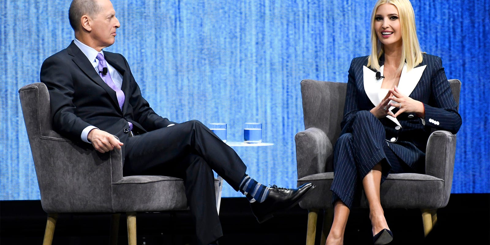 CES 2020: Ivanka Trump says tech can help Americans find and keep jobs