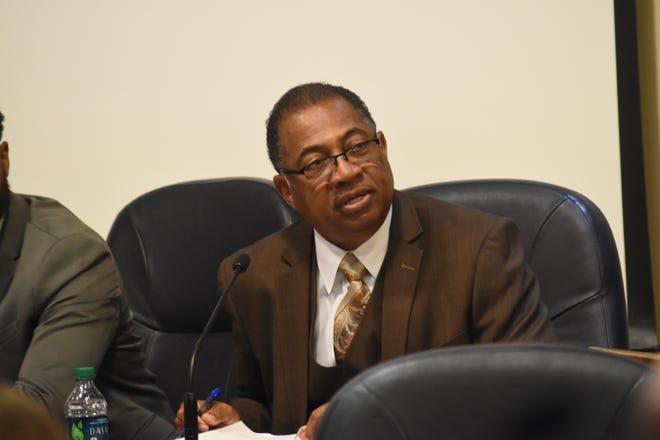 Alexandria Mayor Jeff Hall.