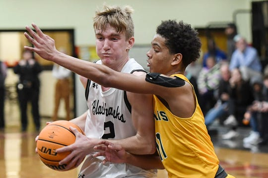 Reynolds defeated North Buncombe 76-73 in overtime January 7, 2020.