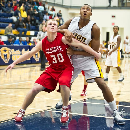 Trey McDonald played at Battle Creek Central early in the decade before going to Ohio State.