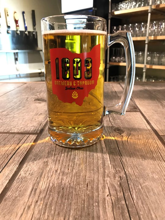 1803 Brewery & Taproom will feature in-house offerings, local craft beer and domestics on draft.