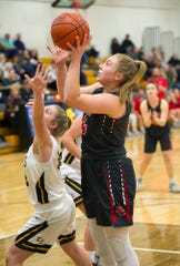 Buckeye Central's Claudia Pifher was named First Team All-T-F.
