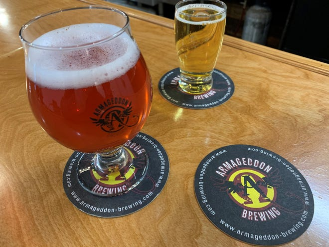 Armageddon Brewing in Somerdale is located near Flying Fish Brewing Company.