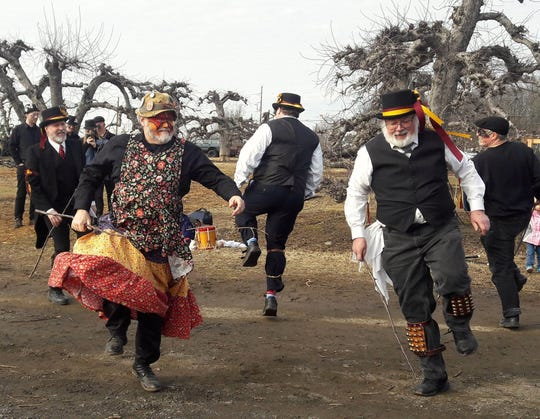 On Saturday, Jan. 26 from 1-4 p.m., Terhune Orchards will celebrate their trees with their annual Wassailing the Trees celebration.
