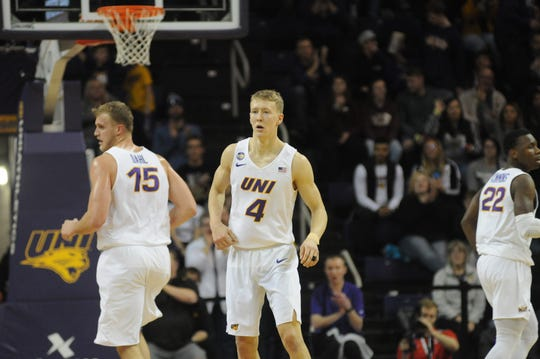 It was another MVC grind Tuesday for the Northern Iowa Panthers, which faced a tough Indiana State squad.