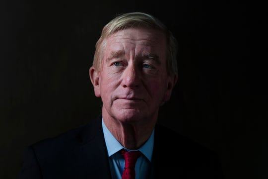 Former Gov. and 2020 Republican presidential candidate Bill Weld (R-MA) served as the governor of Massachusetts from 1991 to 1997.