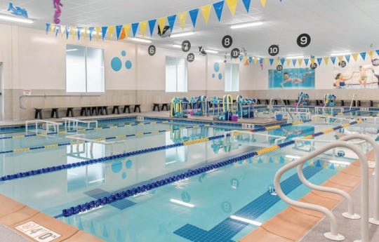Foss Swim School in Ankeny will open for lessons in March.