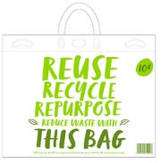 Reusable bags will be offered at the Meijer's Woodward Corner Market.