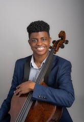 Two-time Sphinx Competition winner Sterling Elliott will perform the Lalo Cello Concerto with the Detroit Symphony Orchestra Jan. 9-12.