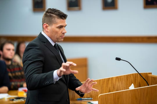 Brian Kolodziej resigned as assistant attorney general in early September when Michigan Attorney General Dana Nessel's office confronted him about a relationship with a victim.