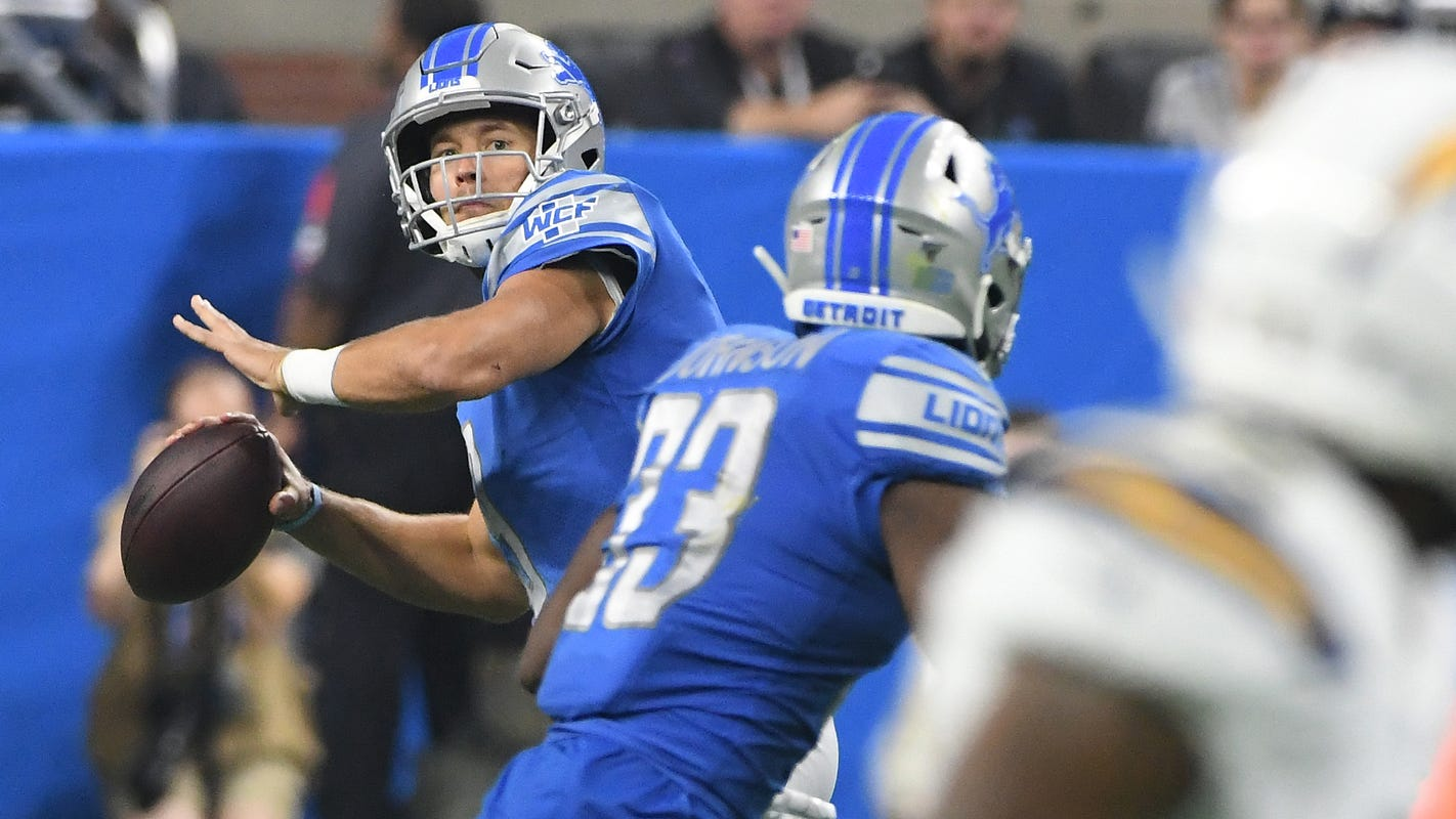 Lions awards: A look at the top players and performances, and biggest busts