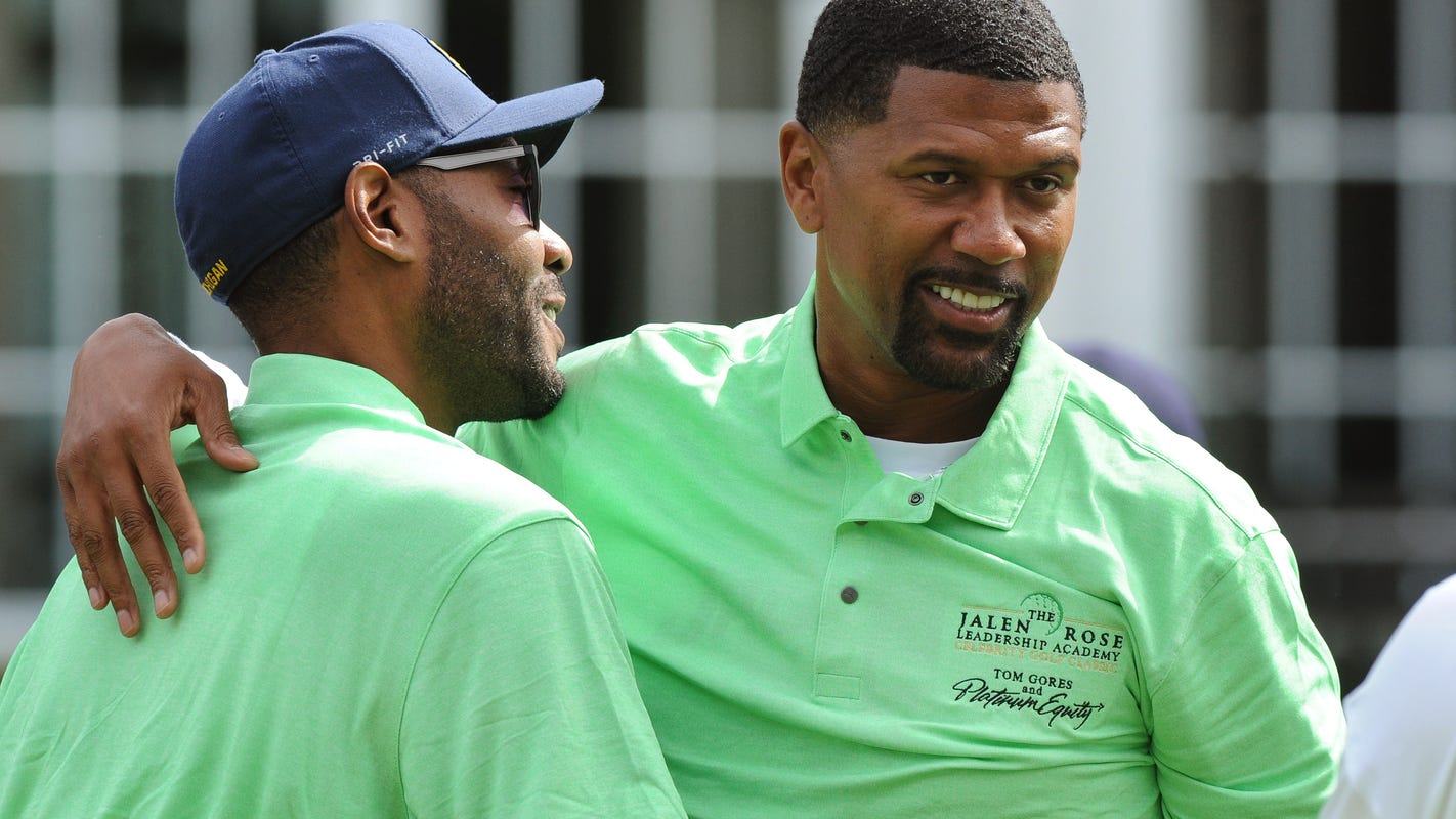 Jalen Rose wants to join Pistons ownership down the road