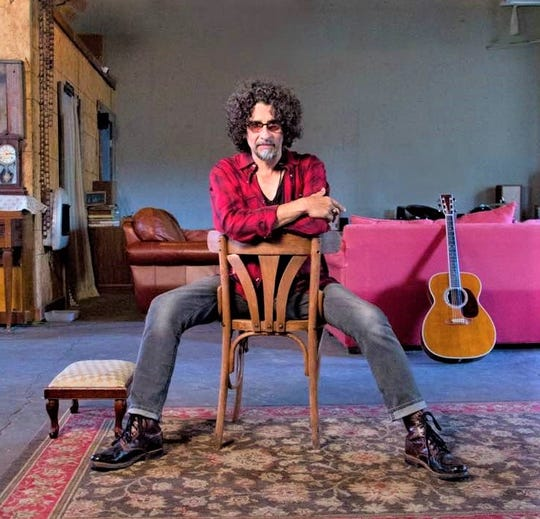 Dan Navarro is set to perform in Port Clinton on Feb. 15.