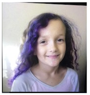 "Charlotte ""Charlee"" Slobodzian was last seen at 6 p.m. Tuesday near the 4800 block of Sunfish Court in Riverwalk."