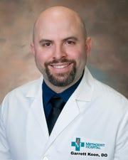 Dr. Garrett Koon , DO