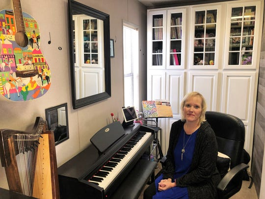 Susan Rhea teaches music and owns Allegro Knoxville Music Studio in Fountain City.