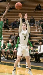 Howell's Will Hann scored a career-high 19 points in a 68-50 victory over Salem.
