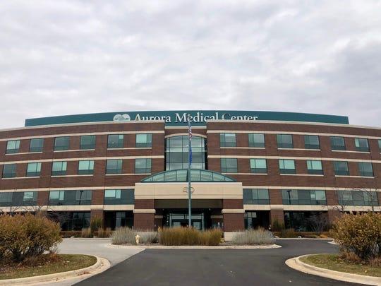 Aurora Medical Center in Manitowoc County.